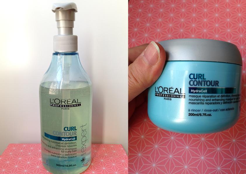 2be2b11741b4 Routine capillaire   un nouveau raté avec Curl Contour de l Oréal ...