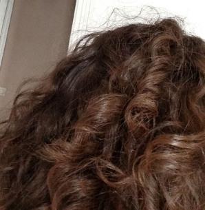 curl  contour_cheveux