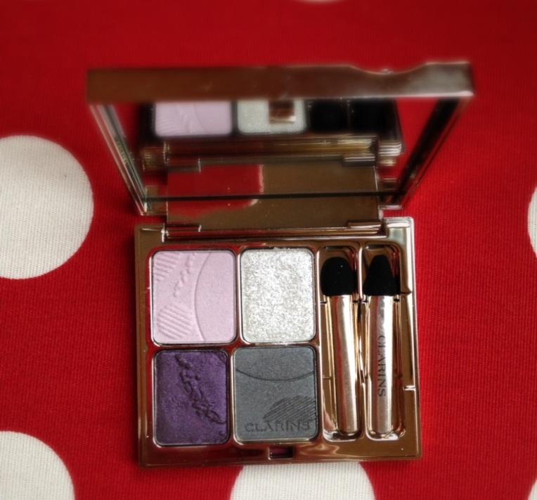 palette Clarins 1
