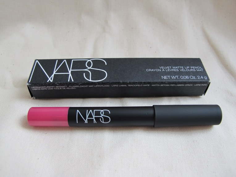 Nars Velvet Matte Lip Pencil 2