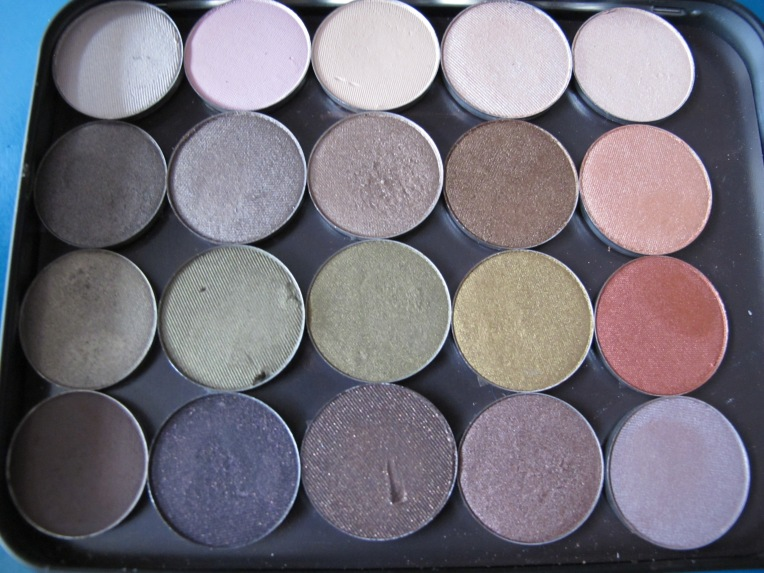 Palette Make Up Forever 2
